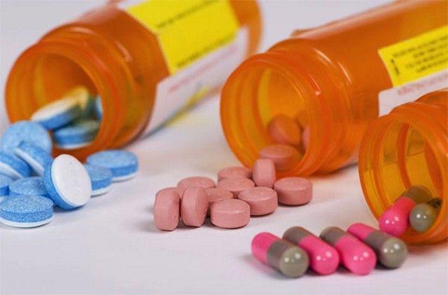 Антибиотики и гормональные препараты