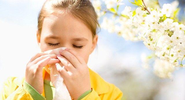 Сопли при аллергии