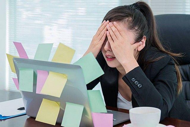 Стресс как причина выделений